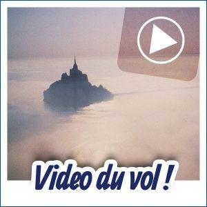Vidéo du vol